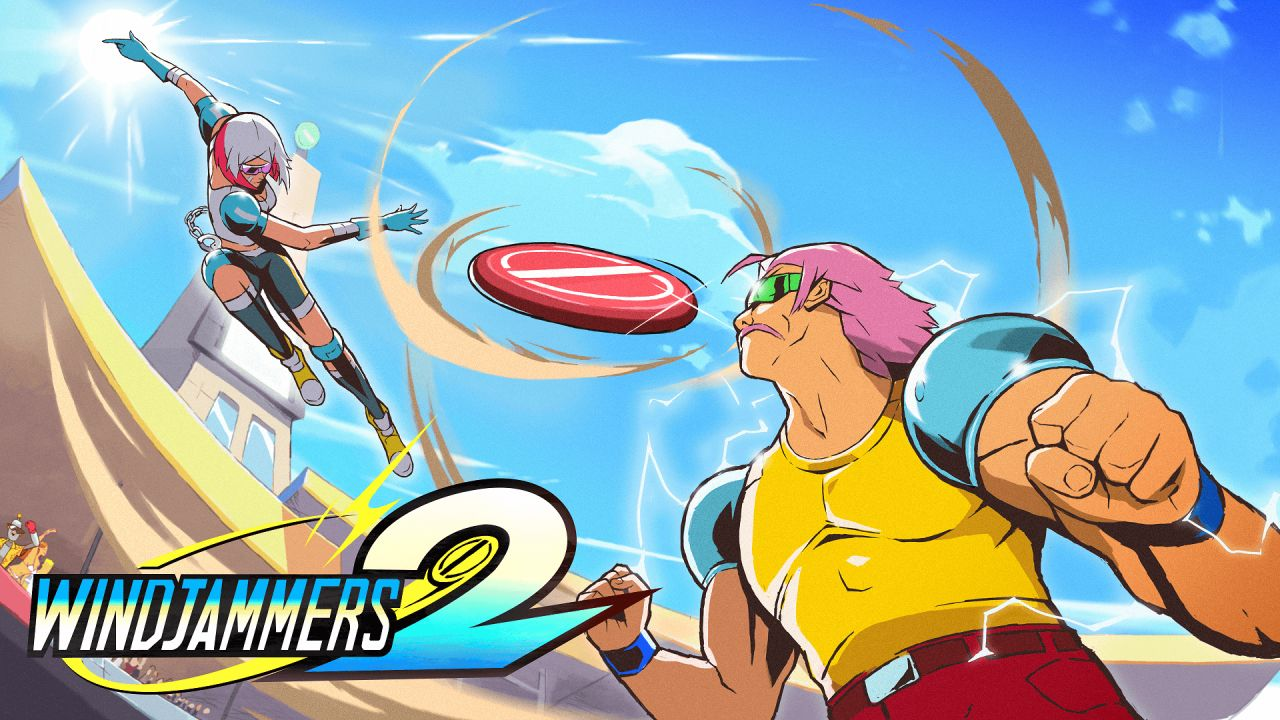 Windjammers 2 : Jouable à l'UFA 2019 à Paris ce weekend